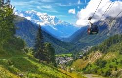 vacance à Chamonix
